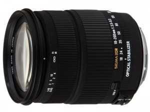 עדשה SIGMA 18-200 למצלמה