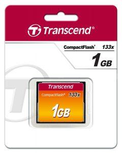 כרטיס זיכרון CF מהירות 133