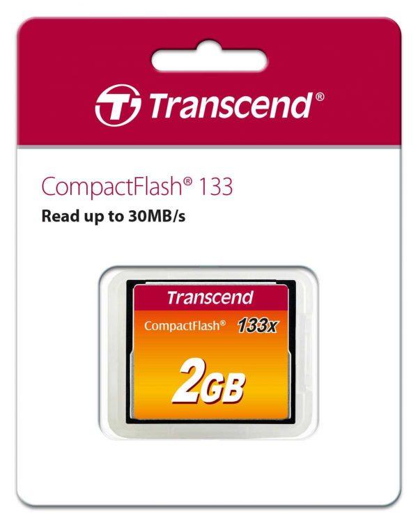 TRANSCEND CF 2GB X133