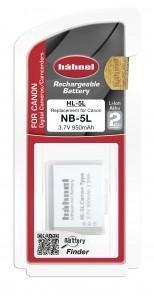 סוללה חליפית לקנון NB-5L