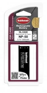 סוללה חליפית לקסיו NP-50