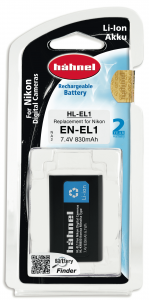 סוללה נטענת חליפית לניקון EN-EL1