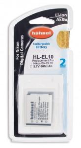 סוללה חליפית לניקון EN-EL10