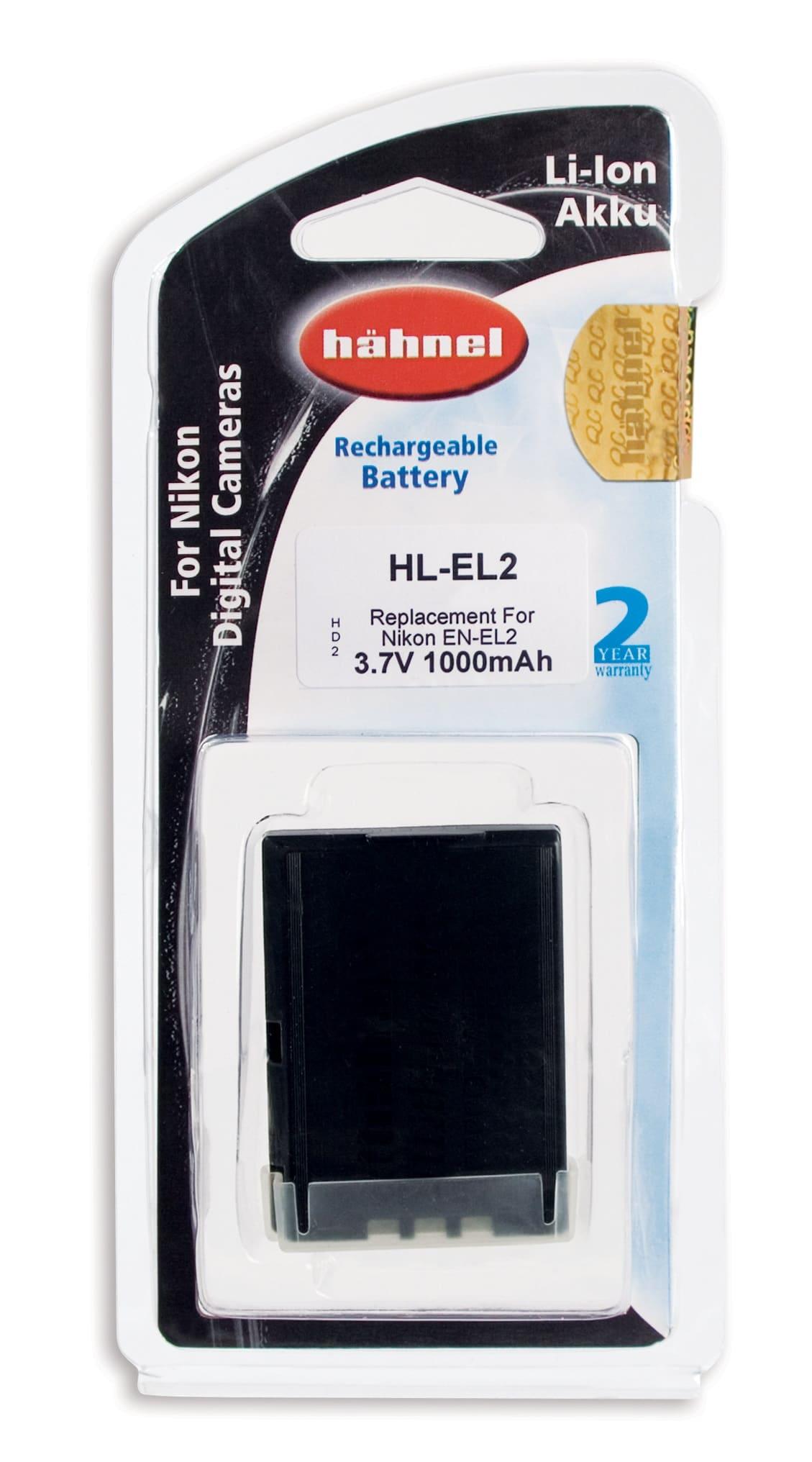 סוללה חליפית לניקון EN-EL2