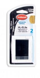 סוללה חליפית לניקון EN-EL9