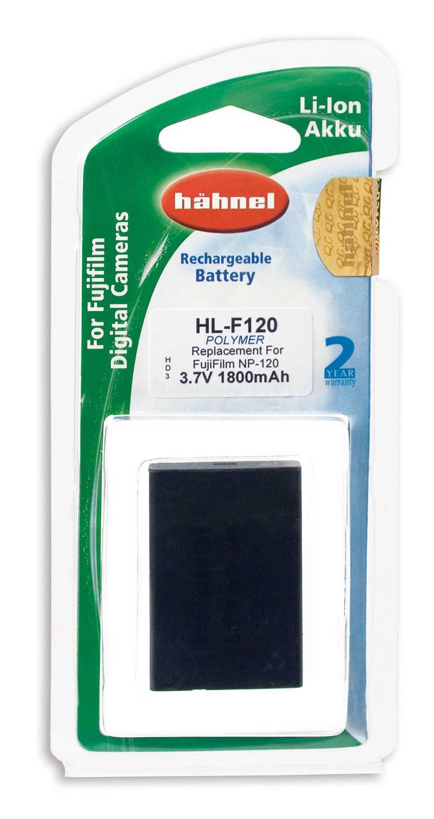 סוללה חליפית לפוג'י HL-F120