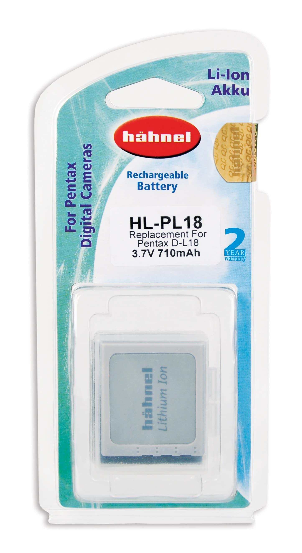 סוללה חליפית לפנטקס HL-PL18