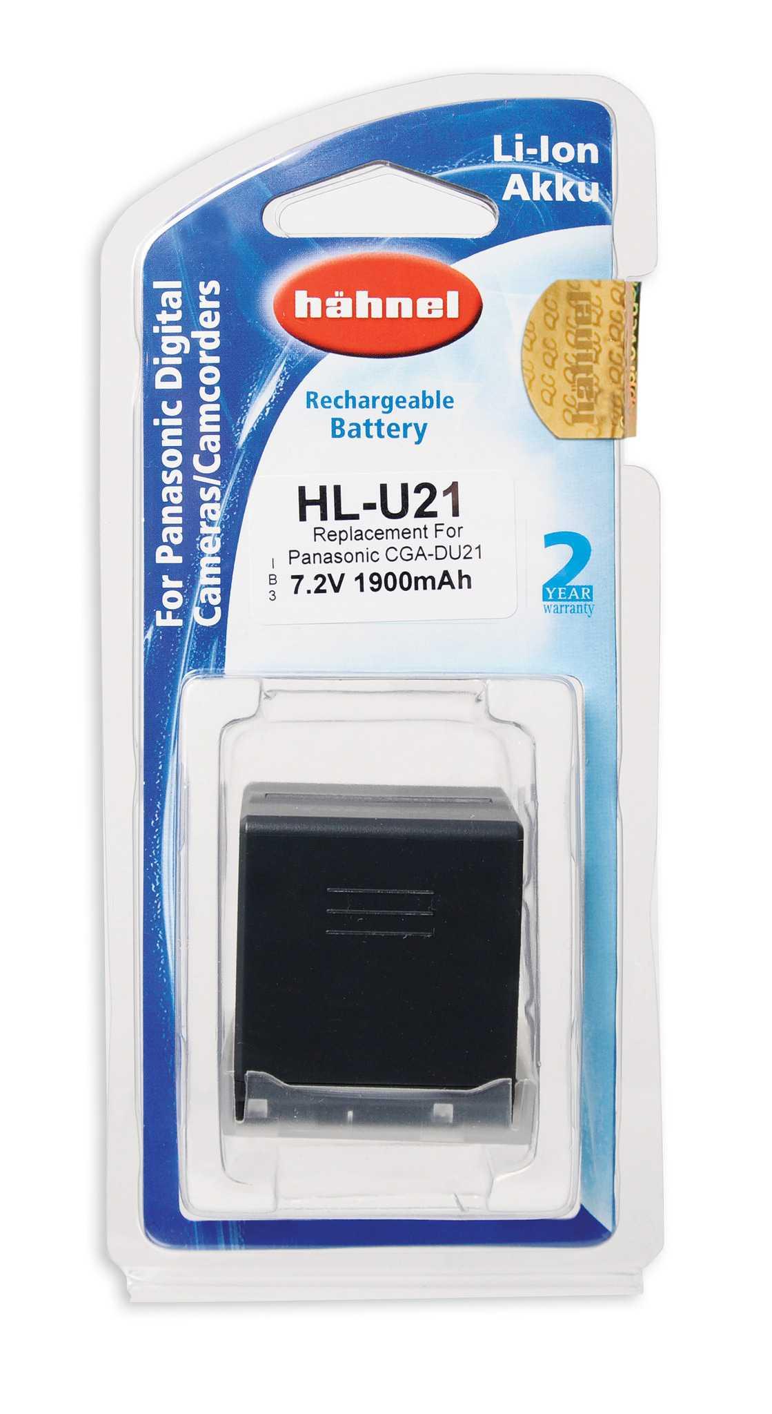 סוללה חלופית ל PANASONIC CGA-DU21