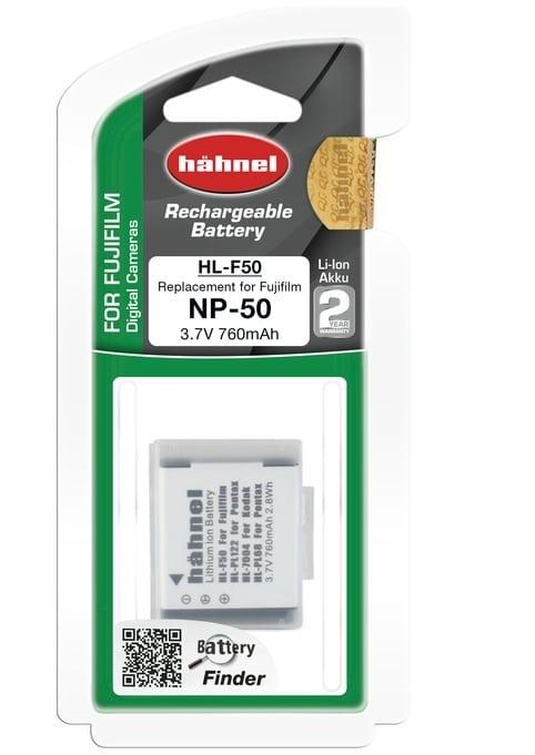 סוללה חליפית לפוג'י NP-150