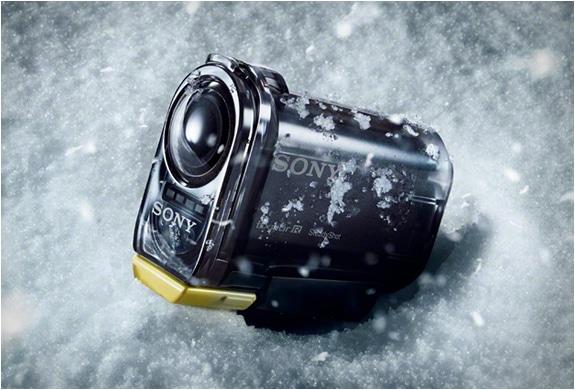 חדשות Hd: חדשות סוני: שתי מצלמות אקסטרים Full HD