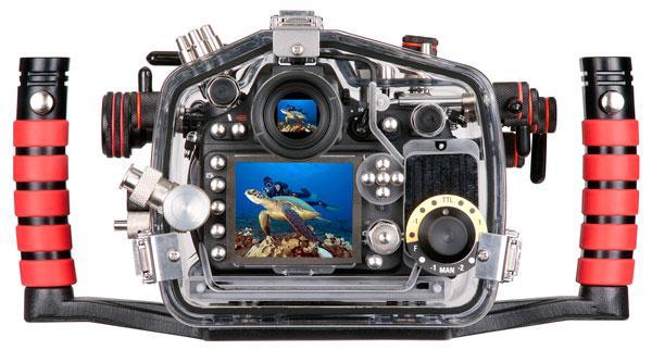 underwater-housing-Nikon-D800-back