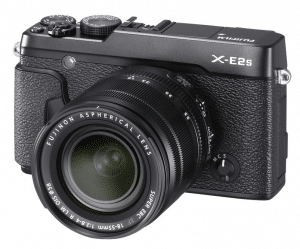 X-E2s with 18-55mm