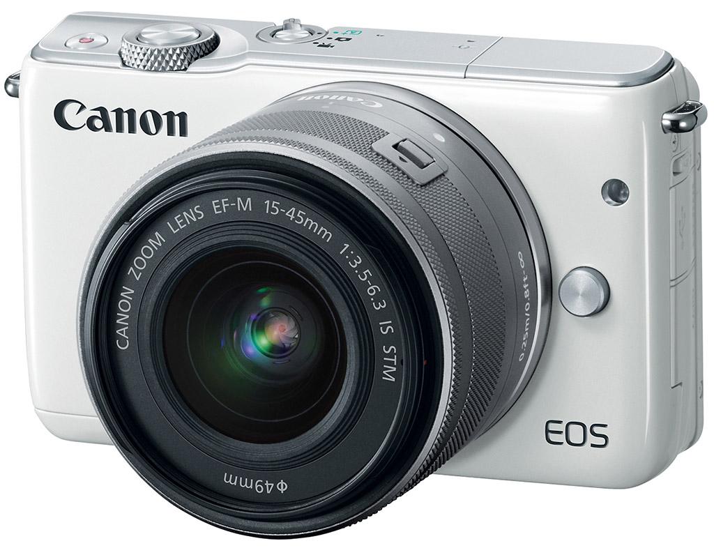 מצלמה דיגיטלית CANON M10