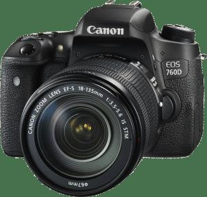 מצלמה דיגיטלית CANON 760D