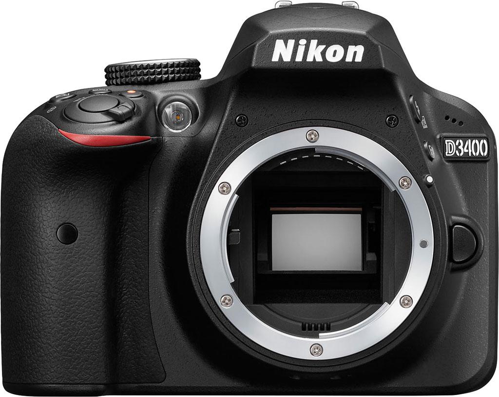 מצלמה דיגיטלית NIKON D4300