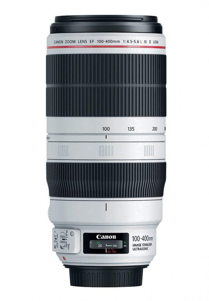 canon 100-400 f/4.5-5.6l is ii usm