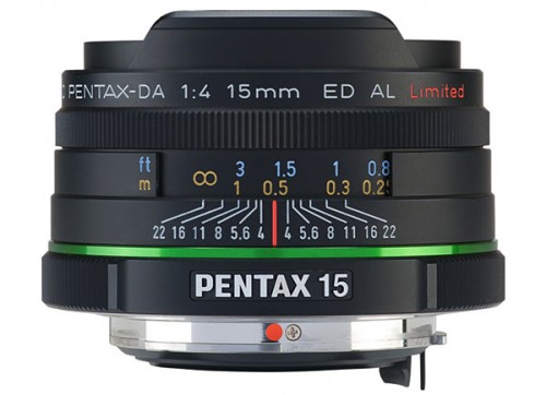 pentax hd 15mm
