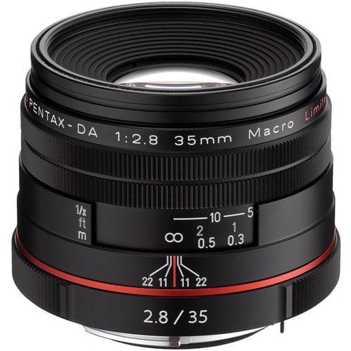 pentax HD 35mm f2.8