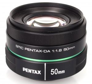 PENTAX 50MM F1.8