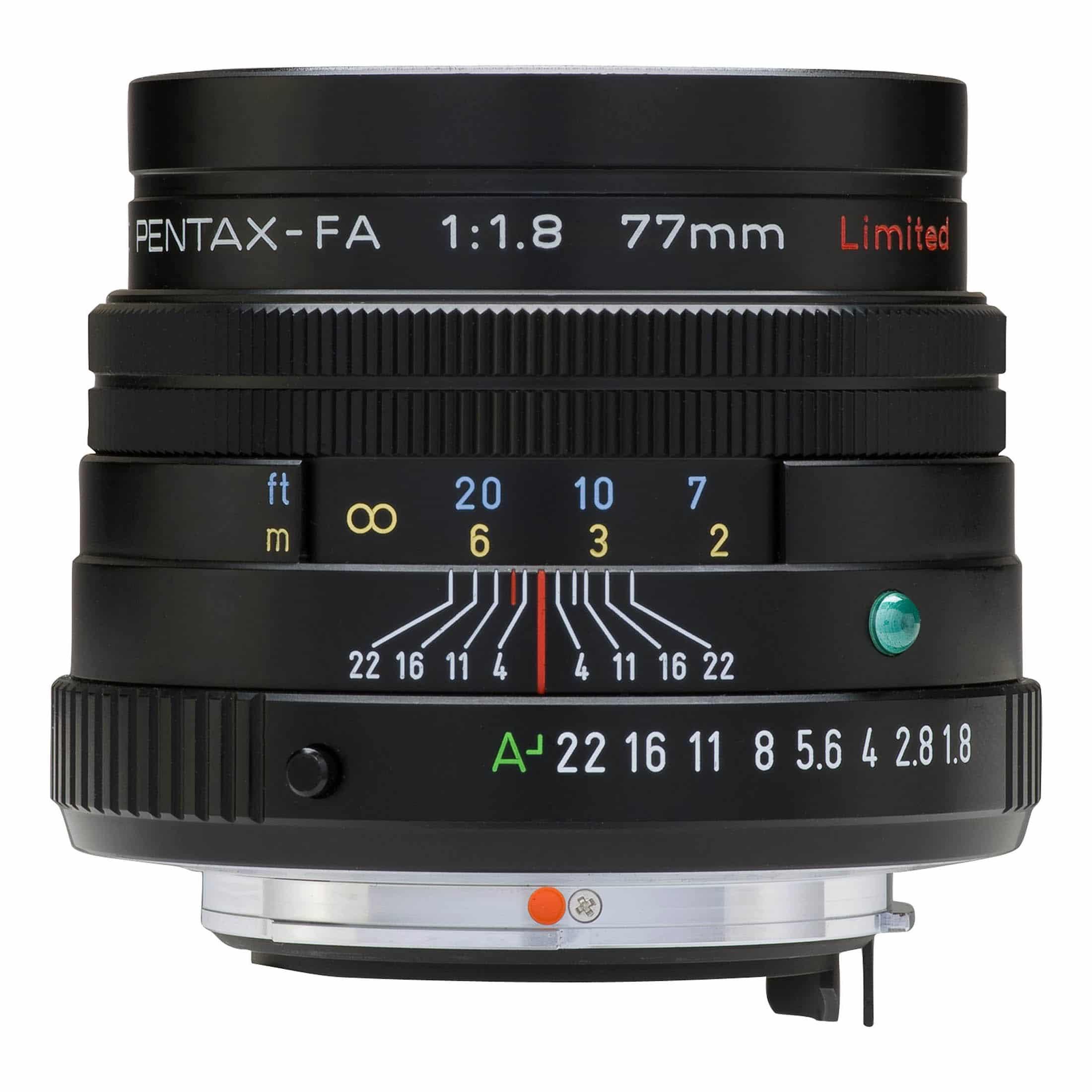 Pentax 77mm