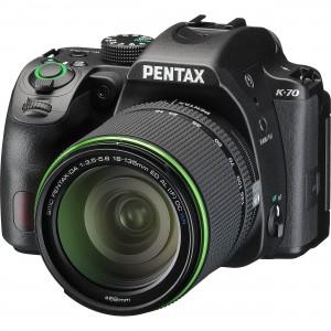 מצלמה דיגיטלית פנטקס K-70