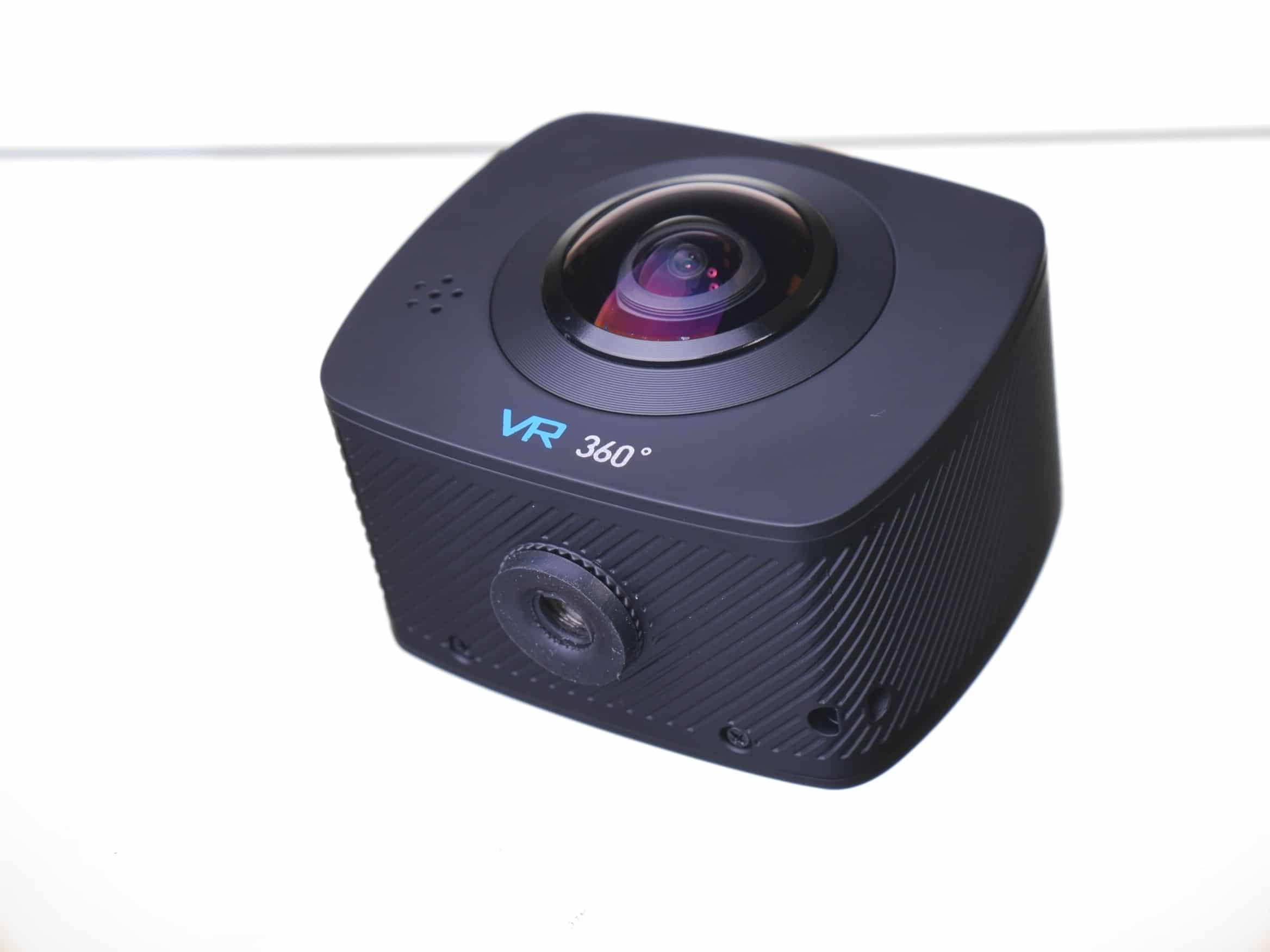 מותג חדש מצלמת 360 מעלות - mzone vr 360 - 2click JO-79