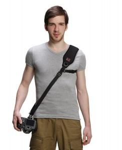 רצועת כתף מקצועית לצלמים