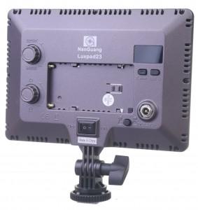 פנס לד למצלמות DSLR