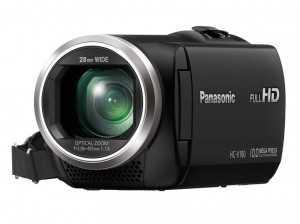 מצלמת וידאו panasonic v180