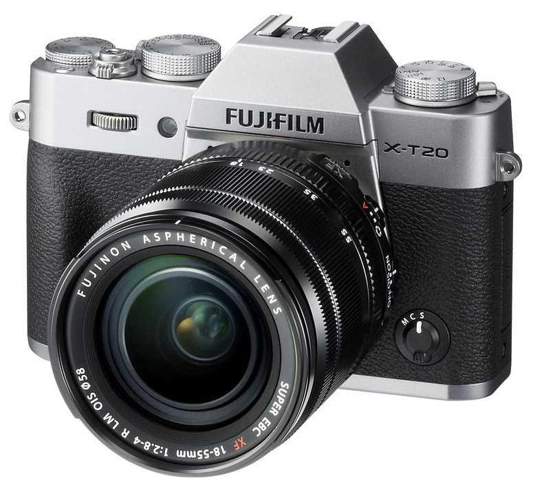 מצלמה דיגיטלית FUJI X-T20 WITH 18-55