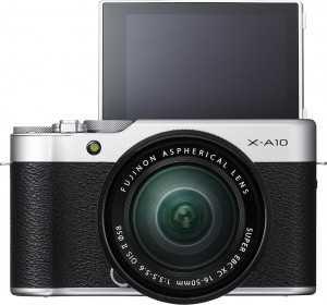 מצלמת פוג'י XA10