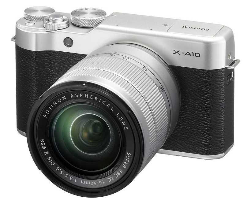 מצלמה דיגיטלית FUJI X-A10