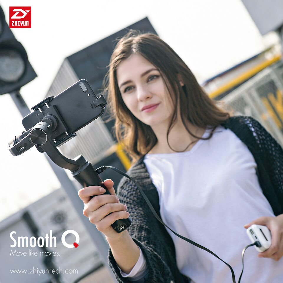 ZHIYUN SmoothQ stabilizer