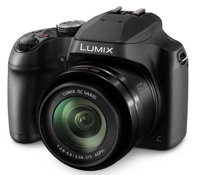 מצלמה דיגיטלית FZ80