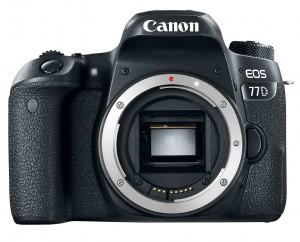מצלמה דיגיטלית CANON 77D