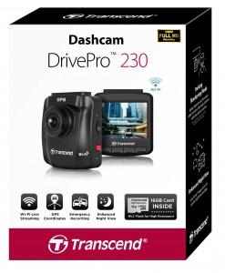 מצלמת רכב DRIVE PRO230