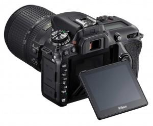 מצלמת DSLR דגם NIKON D7500