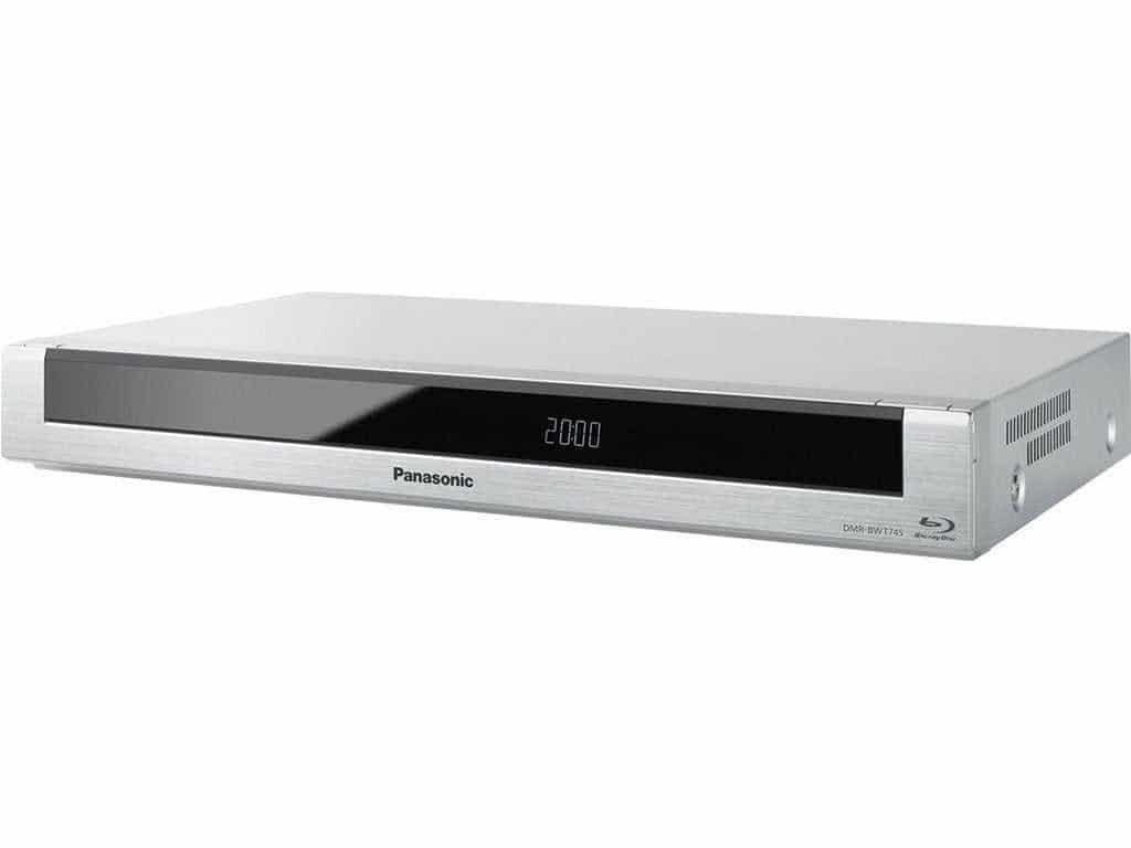 נגן צורב DVD דגם Panasonic DMR-BWT745