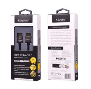SILVERTEC HDMI CABLE BC-HDMI02