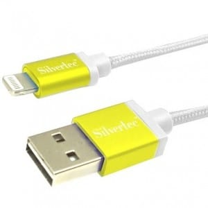 DOUBLE SIDE LIGHTNINMG CABLE