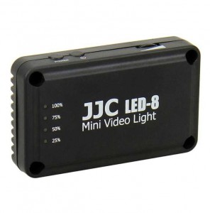 JJC VIDEO LED LIGHT