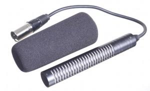 מיקרופון מקצועי עם יציאת XLR