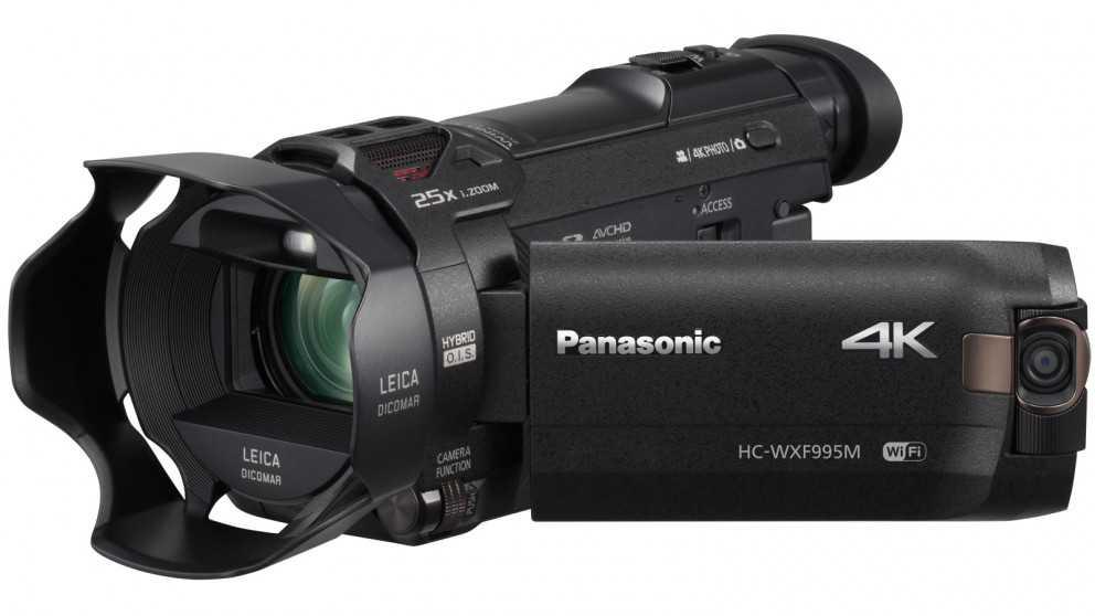 מצלמת וידאו PANASONIC WXF995