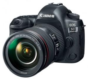 מצלמה דיגיטלית Canon 5D MARK 4 + 24-105