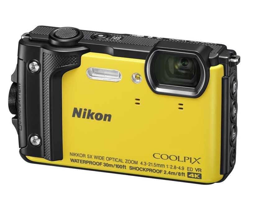 מצלמה דיגיטלית Nikon W300