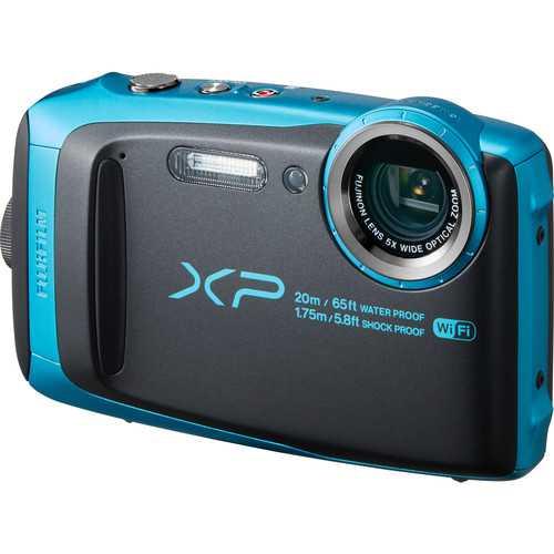 מצלמת פוג'י XP120