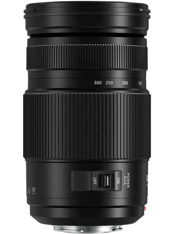 panasonic 100-300mm II