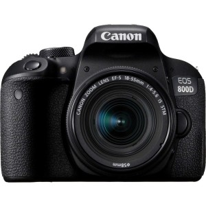 Canon EOS 800D With 18-55mm