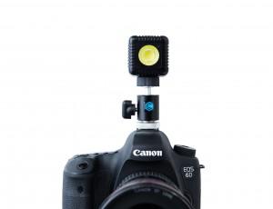 LUME CUBE תאורת קוביה למצלמה