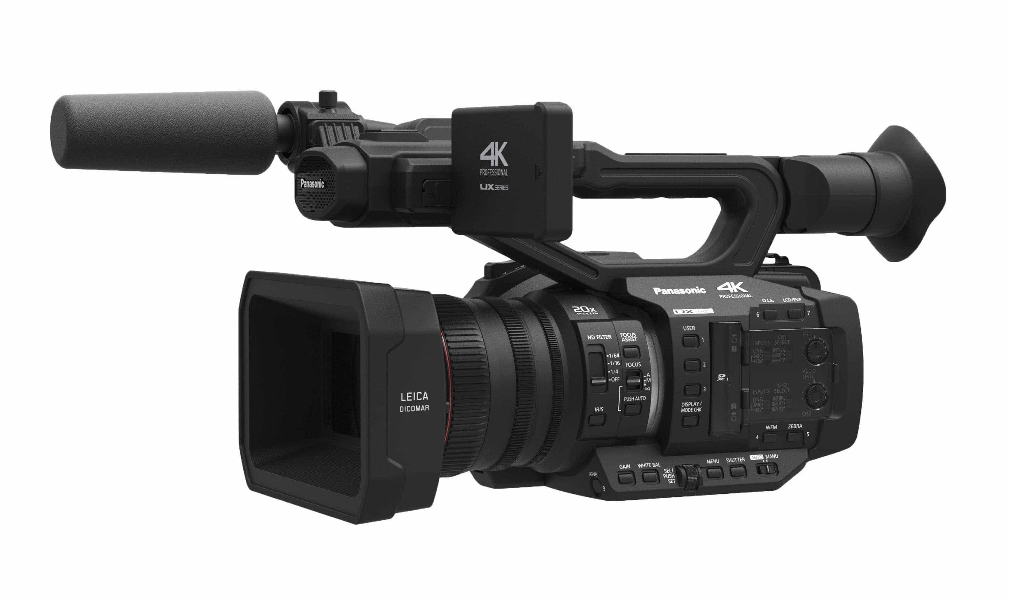 מצלמת וידאו PANASINIC AG-UX180